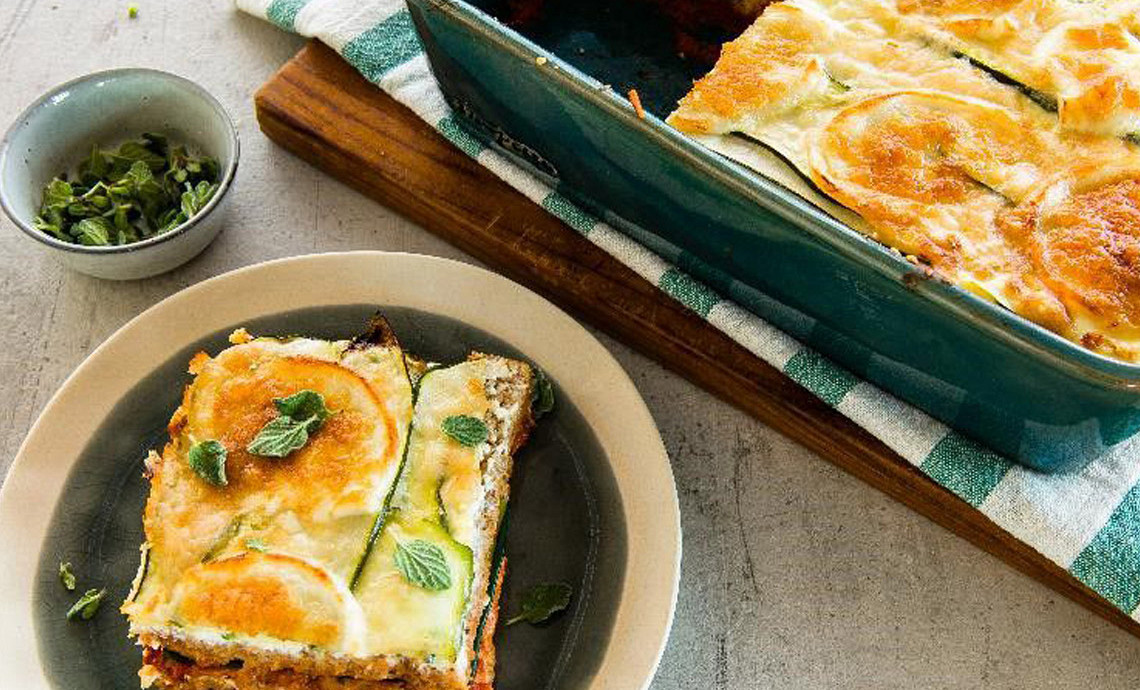Brood lasagne