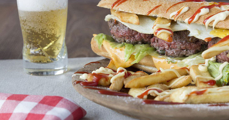 Hamburger XL