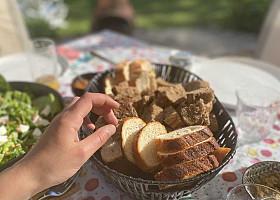 BBQ'en met de Meesterbakker