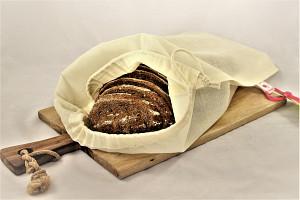 Onze herbruikbare broodzak